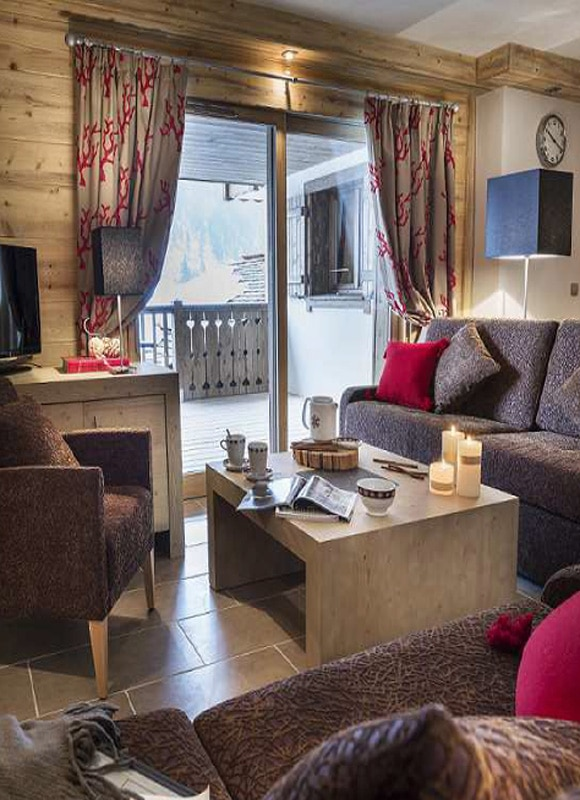 Luxurious Ski Apartments For Sale In Samoens 3 | Skiing ...