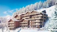 Featured thumb for Ski-In Ski-Out Freehold Apartments For Sale In Châtel