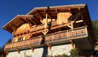 Featured thumb for Private Detached Chalets With Incredible Views For Sale In Châtel