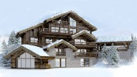 Featured thumb for Ski Apartments For Sale In  Meribel Village, 3 Valleys Ski Domain