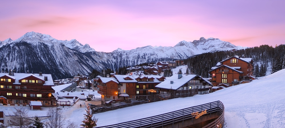 5 of the Best Luxury Ski Resorts in France