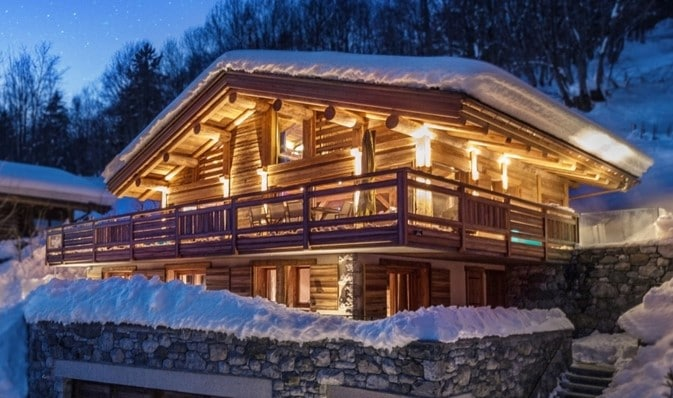 French ski property market