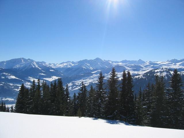 Laax Skiing