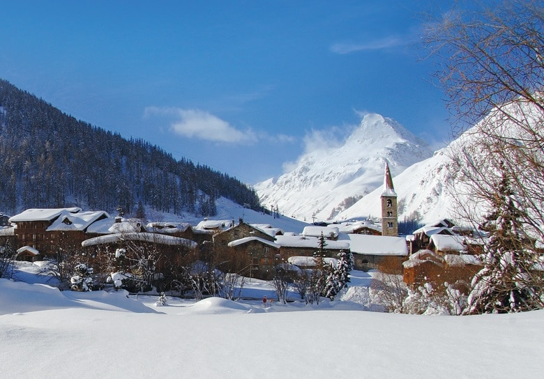 Best French ski resort to buy property