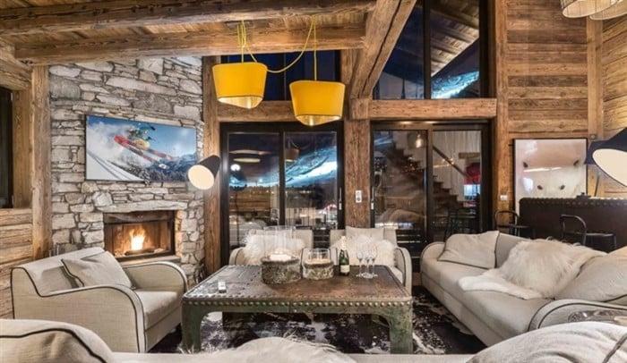 Val d isere ski property