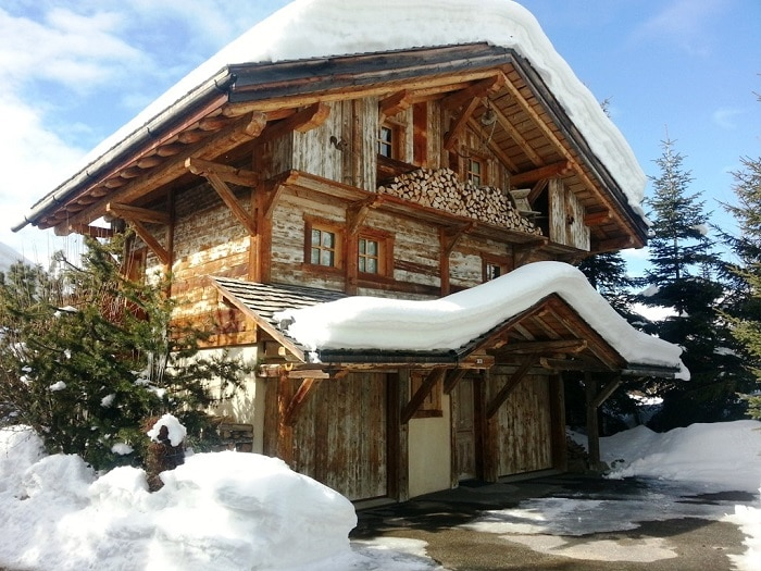 Buying Property in the French Alps