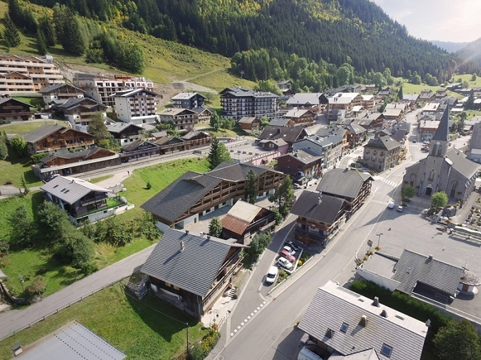 French Alps Ski Property