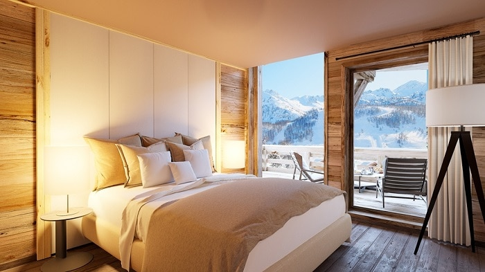 Ski Property in the French Alps