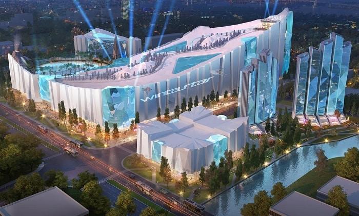 Wintastar Shanghai Indoor Ski Park