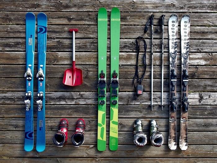 ski stay safe advice