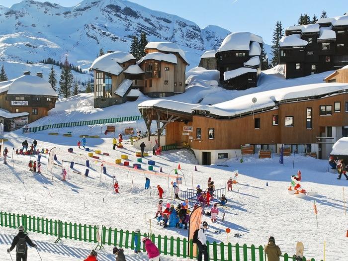 French ski resorts near Geneva