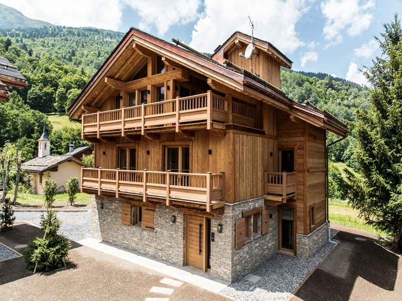 Ski chalet for sale in France