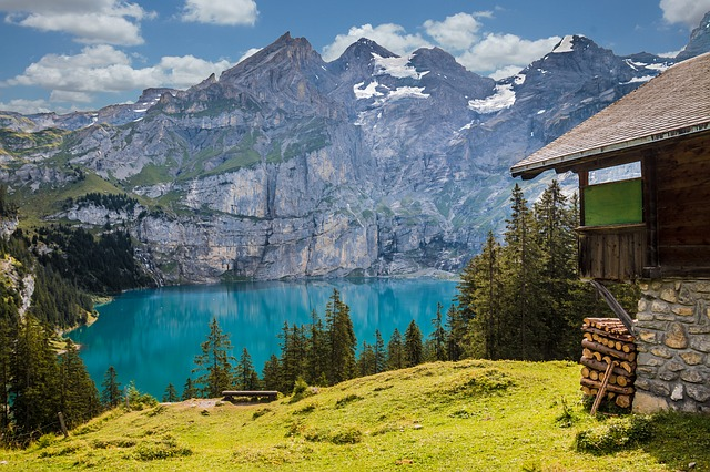 Swiss tourism industry