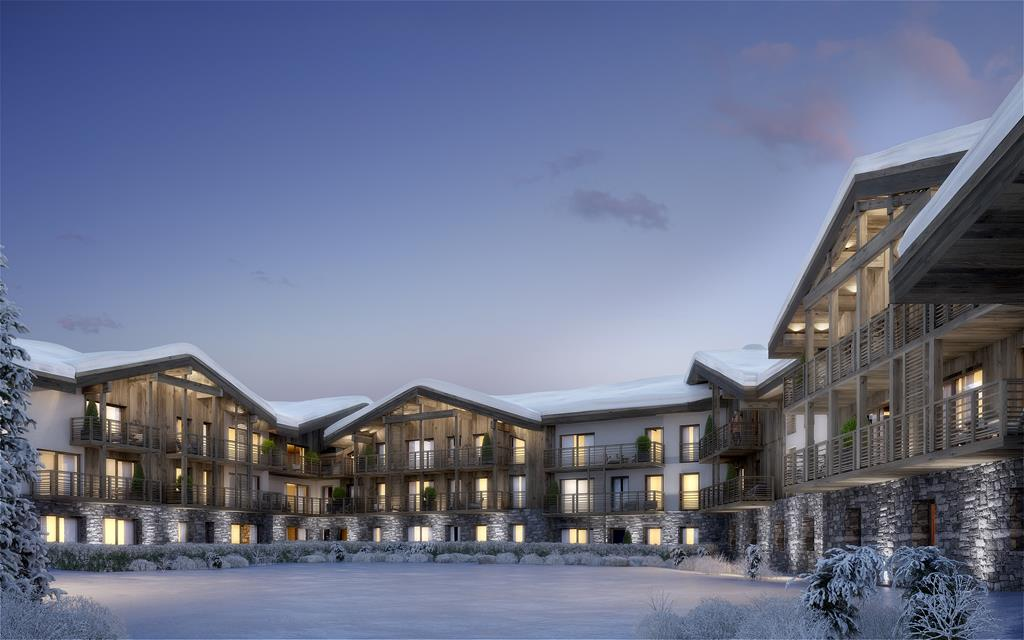 Well Positioned Ski Apartments For Sale In Les Gets ...