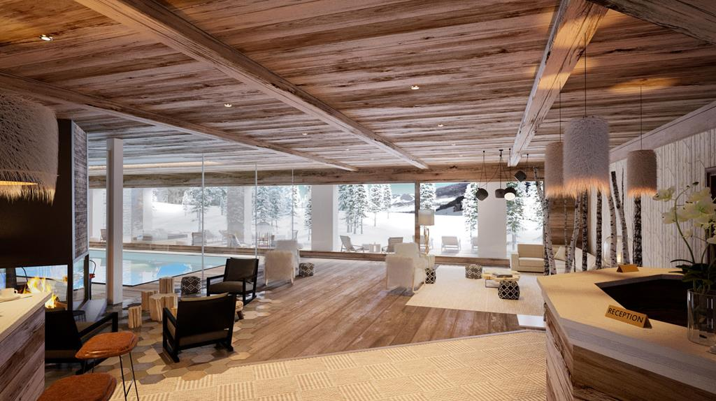 Ski-In Ski-Out Apartments For Sale In Praz Sur Arly