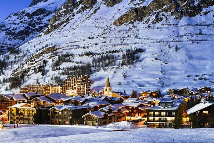 Val d'Isere property