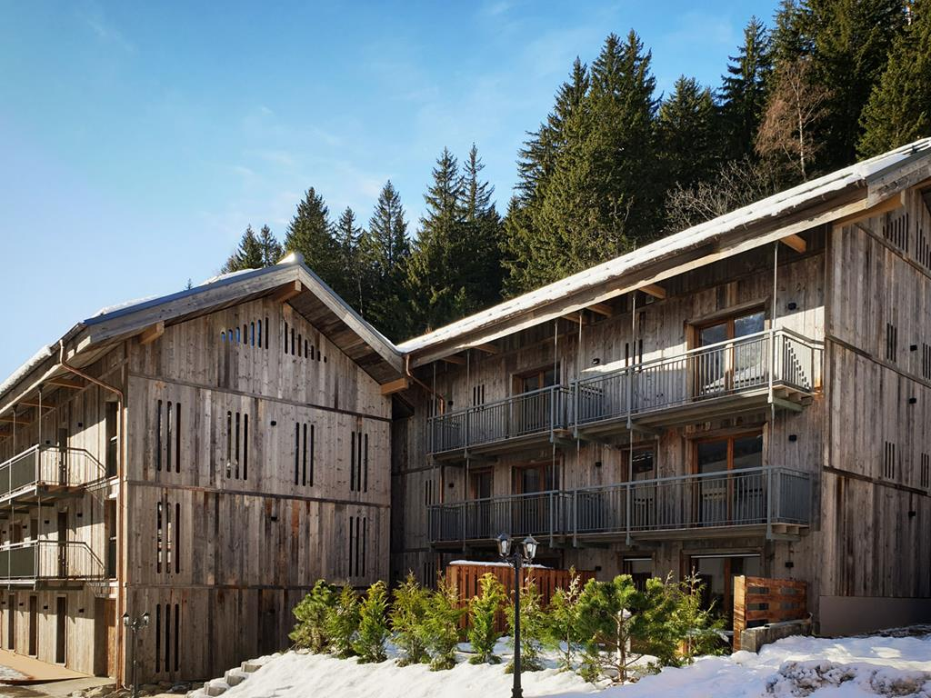 Four Bedroom Apartments For Sale In Argentiere, Chamonix