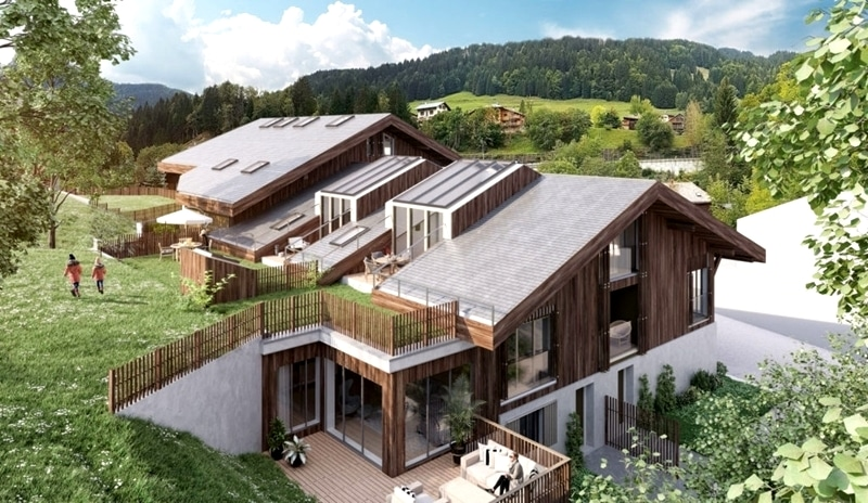 Buying Property in Morzine: Why Alpine Apartments Dominate ...