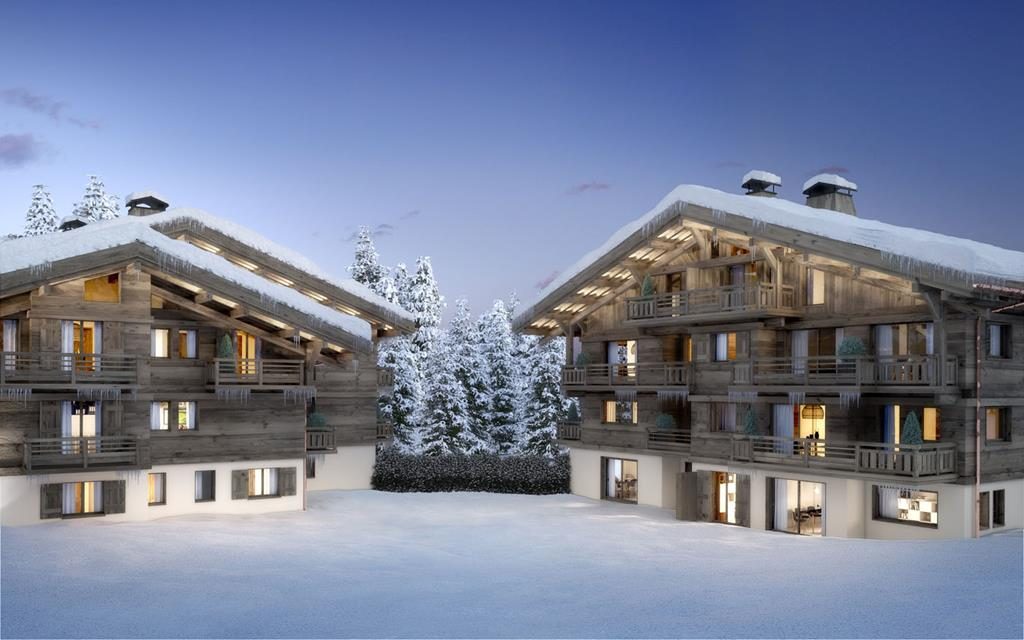 Megeve Apartments