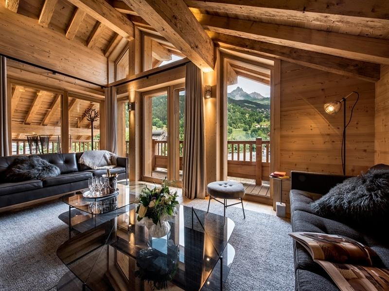 Meribel ski property