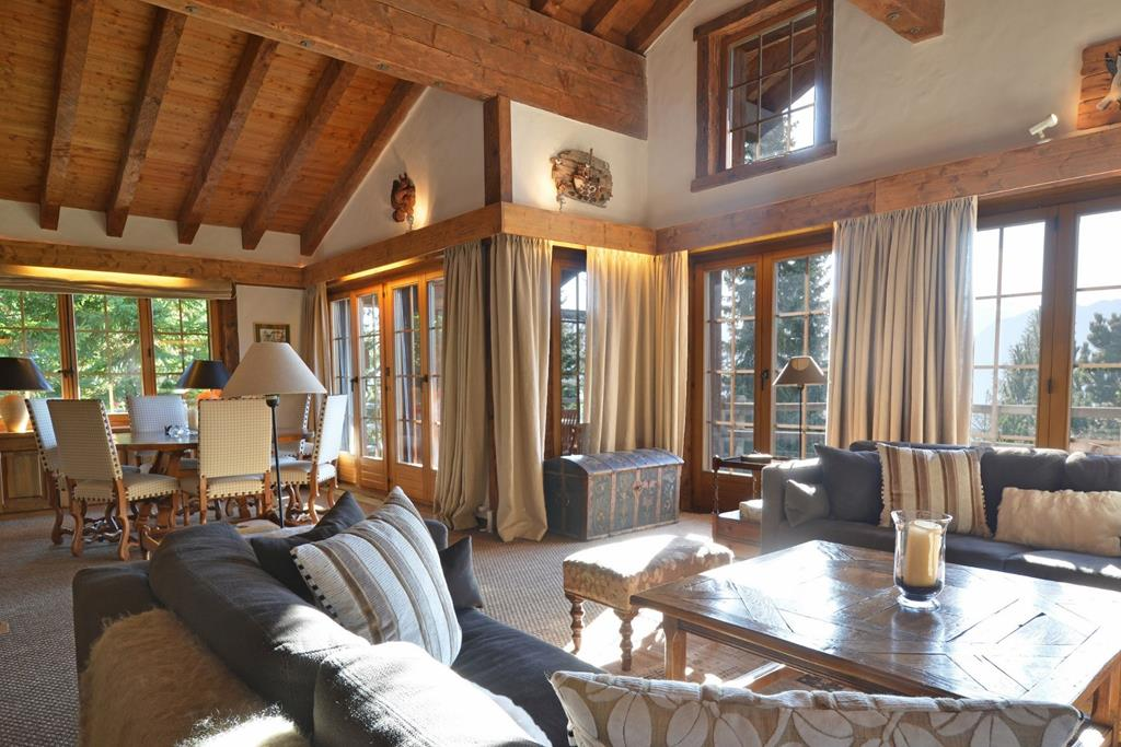 Chalets for Sale in Verbier