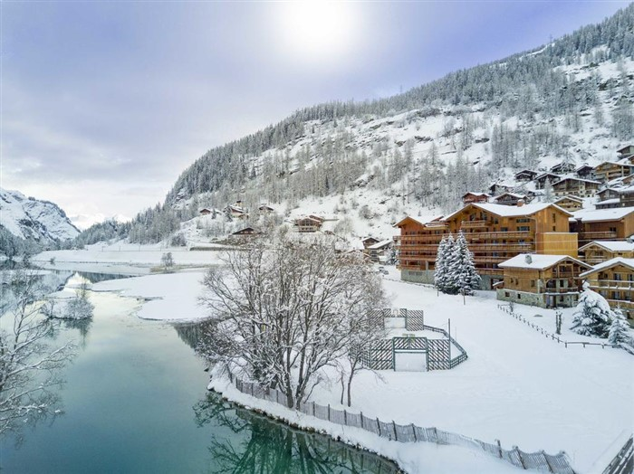 buying property in Tignes