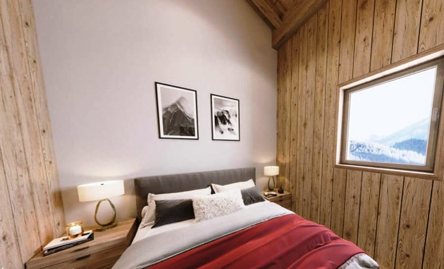 Well Located Ski Apartments For Sale In Les Gets
