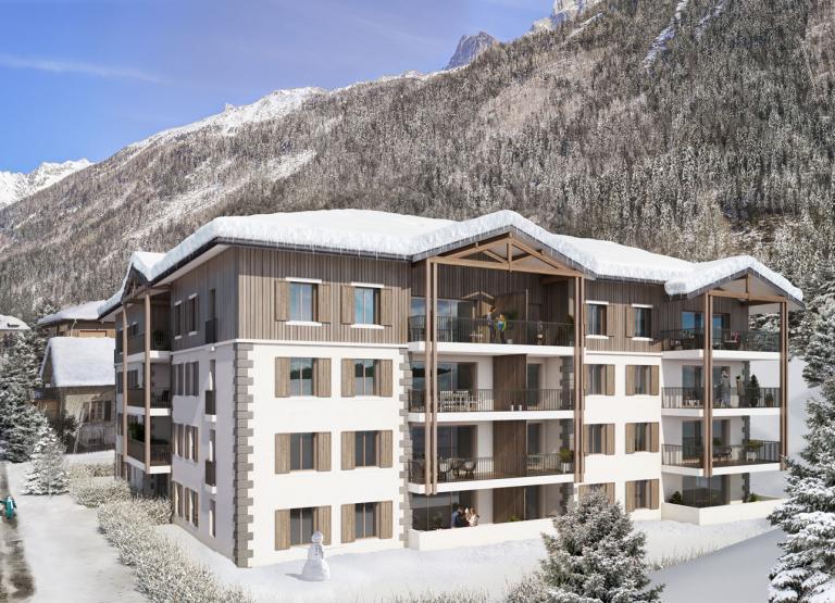 about Chamonix ski resort