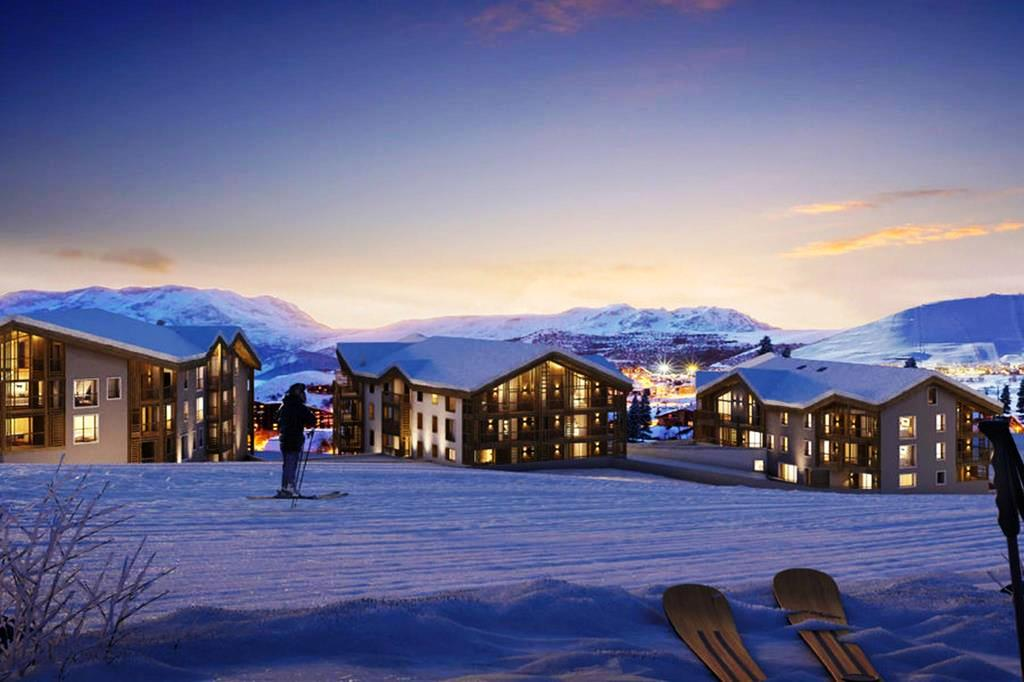 Ski-In, Ski-Out Apartments For Sale In Alpe d Huez