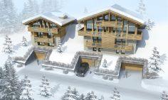 Ski Chalets For Sale In Les Gets, Les Portes du Soleil