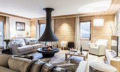 Five Bedroom Triplex Apartment For Sale In Courchevel 1650