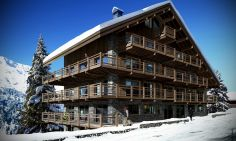 Prime Slope Side Ski Apartments For Sale In Meribel
