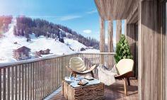 Ski-In Ski-Out Apartments For Sale In La Plagne 1800