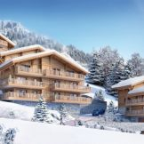 New Build Ski Apartments For Sale In Chatel