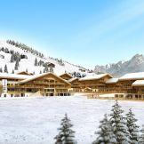 Leaseback Ski Apartments For Sale In La Clusaz