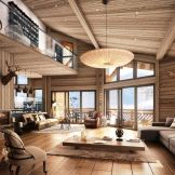 Two New Build Ski Chalets For Sale In Avoriaz