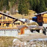 Private Detached Chalets With Incredible Views For Sale In Châtel
