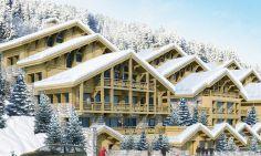 Ski Lodge Apartments For Sale In Meribel