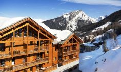 Leaseback Ski Apartments For Sale In Sainte Foy-en-Tarentaise