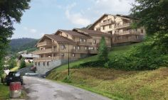 Freehold Ski Apartments for Sale In Chatel
