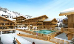 Leaseback Ski Apartments For Sale In La Clusaz