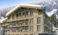 New Build Ski Apartments For Sale In Les Gets