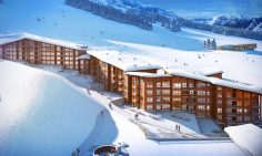 Luxurious Leaseback Apartments For Sale In Les Arcs, Edenarc 1800