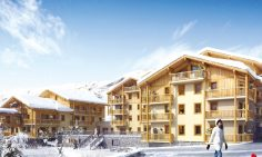 Ski Apartments For Sale Les Menuires, Three Valleys