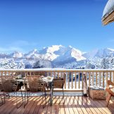 Ski Apartments And Chalets For Sale In Combloux