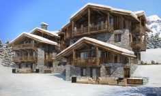 Two New Build Ski Chalets For Sale In Saint Martin de Belleville