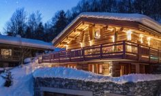 Two Free Hold Ski Chalets For Sale In La Clusaz