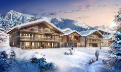 Ski-in Ski-out Apartments For Sale In La Rosière
