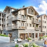 Well Located Ski-in Ski-out Apartments For Sale In Les Gets