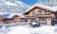 Semi Detached Chalets For Sale In Chamonix